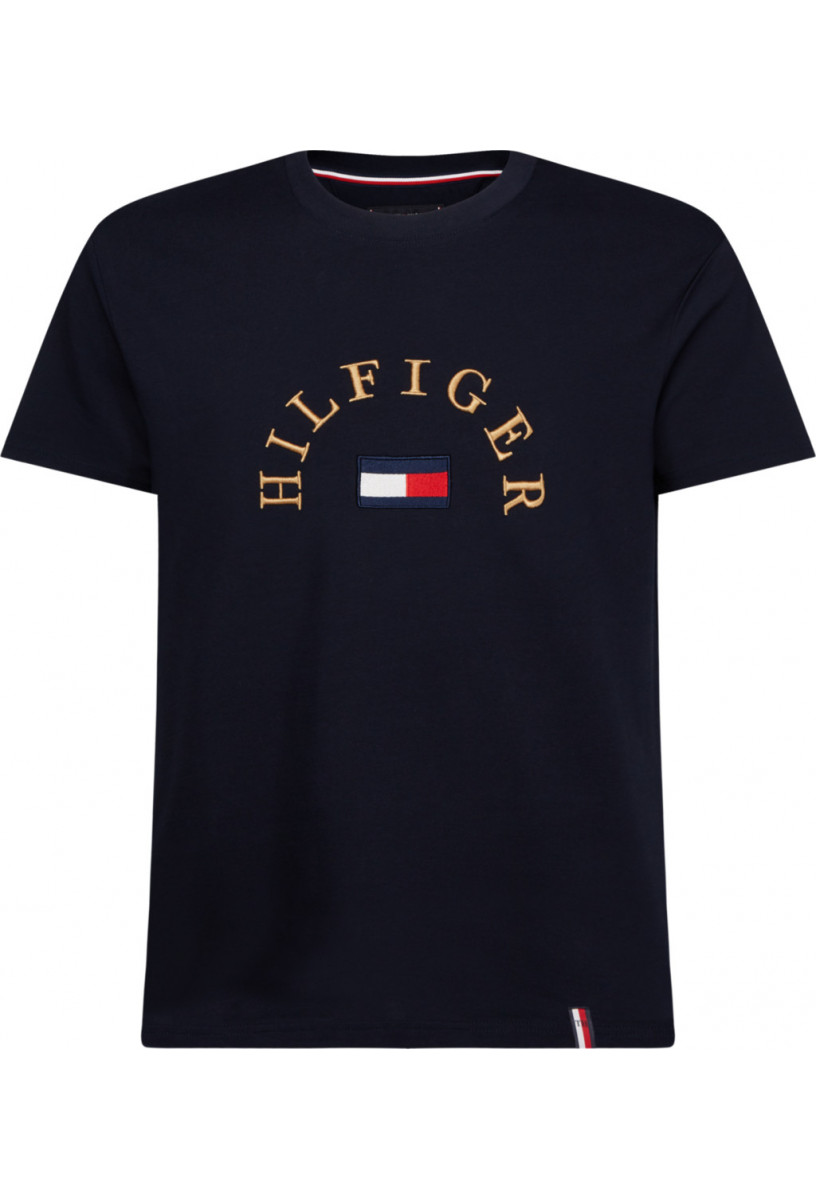 HILFIGER ARCH RELAXED FIT TEE