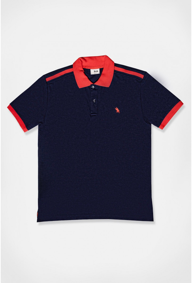 STIK Shoulder Block 2 Polo