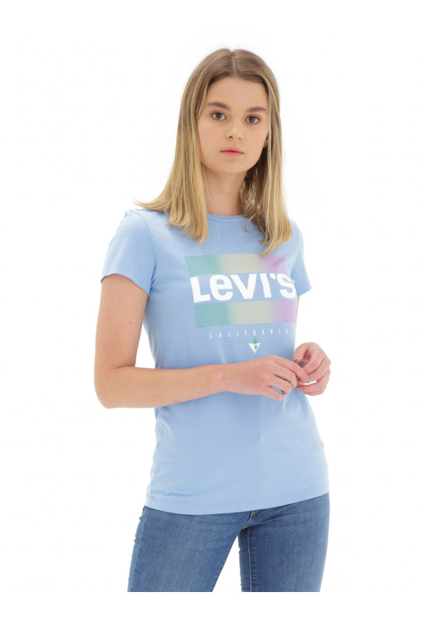 T-SHIRT MUJER LEVIS