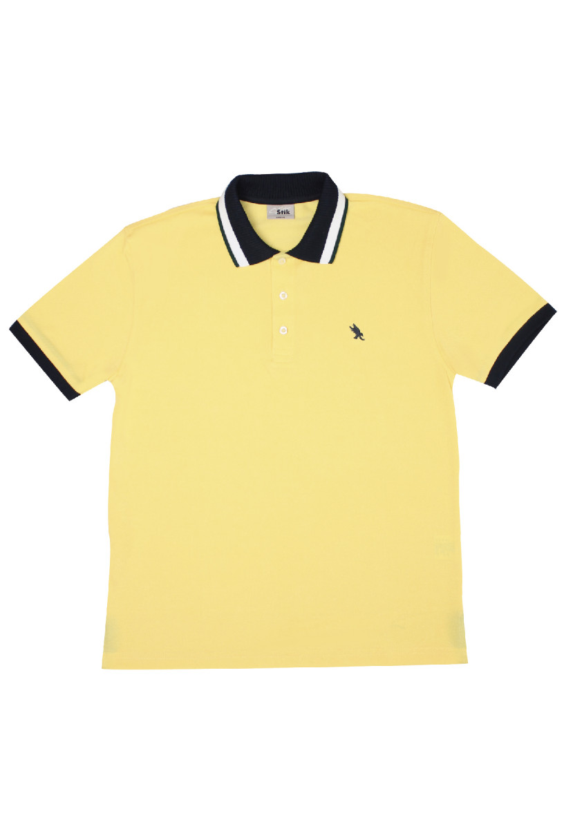 STIK Neck Polo