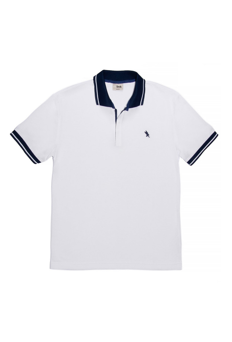 STIK Cover Zip Polo