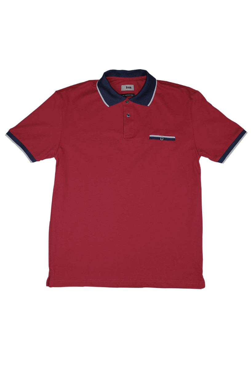 STIK Pima Pocket Polo